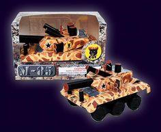 Black Cat M-85 tanks