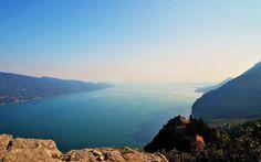 Tignale – Panorama of Lago di Garda, Lombardy