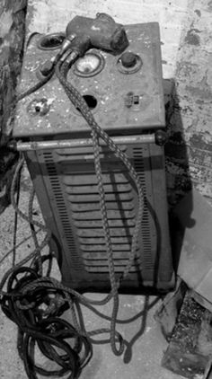 Old Equipment used for Electric shock treatment at DANVERS STATE HOSPITAL 1922 Mental Asylum, Insane Asylum, Old Hospital, Abandoned Hospital, Mental Health Care, Mental Health Problems, Abandoned Asylums, Abandoned Buildings, Electro Shock