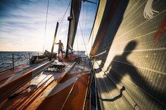 February 19, 2015. Leg 4 onboard Team Alvimedica.