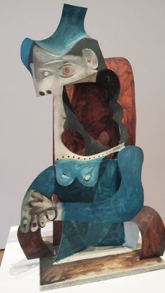 Picasso Sculpture, MoMA