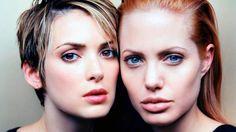 Winona Ryder and Angelina Jolie Cinema Movies, Movie Tv, Girl Interrupted, Winona Ryder, About Time Movie, Movie List, Series Movies, Cara Delevingne, Angelina Jolie