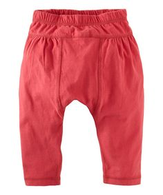 Take a look at this Grenadine Gypsy Pants - Infant by Tea Collection on #zulily today!