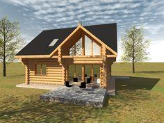 Jakub X - Staviam zruby Home Fashion, Gazebo, Outdoor Structures, Cabin, House Styles, Home Decor, Homemade Home Decor, Kiosk, Cabins