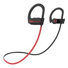 Bluetooth Headphones, Tsumbay IPX7 Waterproof Headphone, Wireless Sport Earphones In-Ear Earbuds with Mic, HD Stereo Sound, Bass, Secure Fit, Sweatproof, Noise Cancelling, 8-9 Hrs for Gym Running  https://topcellulardeals.com/product/bluetooth-headphones-tsumbay-ipx7-waterproof-headphone-wireless-sport-earphones-in-ear-earbuds-with-mic-hd-stereo-sound-bass-secure-fit-sweatproof-noise-cancelling-8-9-hrs-for-gym-running/  ✔【IPX7 WATERPROOF BLUETOOTH HEADPHONE】- Break