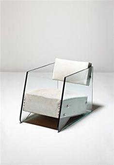 Phillips de Pury & Company: Design Masters, DENHAM MACLAREN, Very rare and important armchair