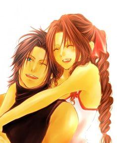 Final Fantasy :) Zach and Aierith :)