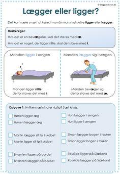 (2017-02) Lægger eller ligger?