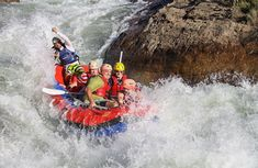 Things to do in Clarens - white-water rafting