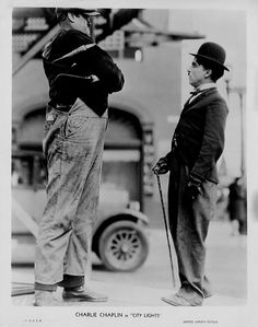 City Lights with Charlie Chaplin (1931)