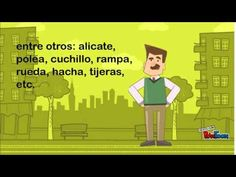 maquinas  simples y compuestas Inventions, Natural, Youtube, Socialism, Simple Machines, Classroom, Science, Tools, History
