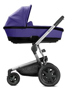 Quinny Buzz Xtra Pushchair - Purple Pace