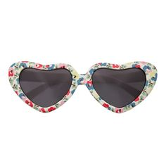 Elgin Ditsy Kids Heart Sunnies