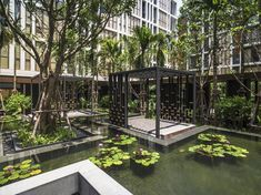 Gallery of Hasu Haus / Somdoon Architects - 6 #ResidentialLandscape