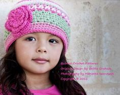 Digital Crochet Patterns by Britta Graham by bubnutPatterns
