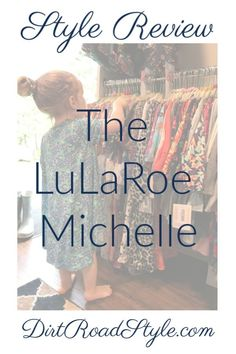 Style Review LuLaRoe Michelle Wrap Dress
