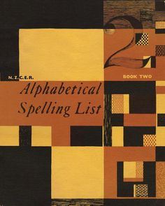 Alphabetical Spelling List, Book Two, N. Image courtesy of Owain Morris collection.