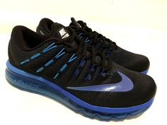 Mens Running Trainers, Mens Trainers, Nike Air Max, Adidas Sneakers, Best Deals, How To Wear, Blue, Shoes, Ebay