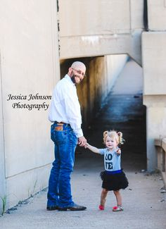 Father/Daughter Session Jessica Johnson Photography September 2016