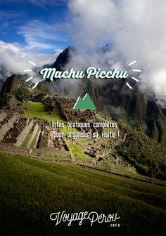 Guide pour bien visiter le Machu Picchu: Prix des billets, moyens de transports et toutes les informations nécessaires à votre voyage au Machu Picchu! Peru Travel, Solo Travel, Lac Titicaca, Exotic Places, South America Travel, Guide, Dream Vacations, Cusco