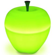 Happle Apple Lamp - Large Green by Qualy, http://www.amazon.com/dp/B0056Y4XGM/ref=cm_sw_r_pi_dp_Q3JUqb1E94NMX