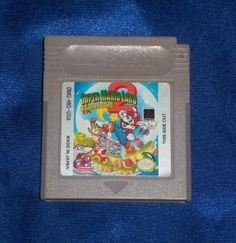 Super Mario Land 2: 6 Golden Coins for Gameboy ~Ships Free~