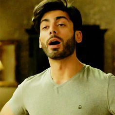 He's legitimately my Aladdin...Let's begin with the obvious: his hotness is reason enough. | 15 Reasons Fawad Khan Is The Disney Prince You've Been Waiting For