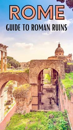 Rome Travel, Europe Travel Tips, Italy Travel, Italy Trip, 3 Days In Rome, Day Trips From Rome, Best Places To Travel, Cool Places To Visit, Places To Go