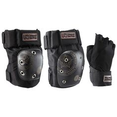 £24.99 - 06 - Skates, Scooters and Inline - USD Street Protection Set of 3 - POWERSLIDE