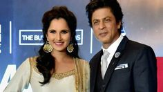 "Film on Sania Mirza will be very inspiring: Shah Rukh HYDERABAD :  Bollywood superstar Shah Rukh Khan feels any movie made on tennis star Sania Mirza will be inspiring and he may like to produce it. ""Whenever there is a movie made on Sania I think it will be very inspiring and it will be fantastic"" Khan told reporters here last evening after formally launching Sania's autobiography titled 'Ace Against Odds'. ""And I don't know... Ask her if she will let me play her love interest. But I will…"
