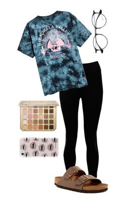 """Chill outfit"" by julia-c-semmelroth on Polyvore featuring Michi, Birkenstock, Ray-Ban and Rebecca Minkoff"