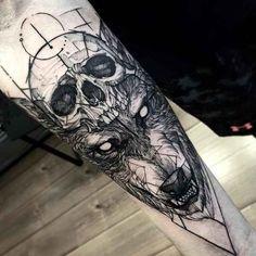 . Black & Grey Tattoos gehören nach wie vor zu den am häufigsten gewünschten und tätowierten Style überhaupt. Die Nachfrage nach klassischen Motiven steigt seit einiger Zeit eh immer weiter. Die Arbeiten des brasilianischen Tätowierers Fredao Oliveira passen hier ganz gut in das Beute-Schema v…: