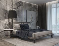 Monochrome apartment