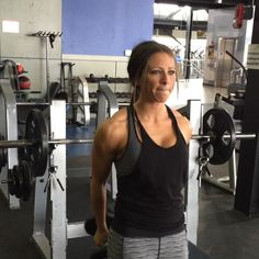 """IG: @sarah_bowmar...""""Behind the back lateral raises from today's shoulder workout lead with the pinkies and don't forget to breathe! Online coaching:…"""""""
