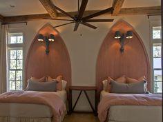 Bedroom   Twin Beds   Headboards