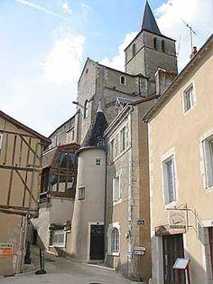 Montmorillon (86) - Pays d'Art et d'Histoire