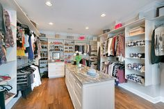 Custom Closets Monmouth County New Jersey by Design Line Kitchens