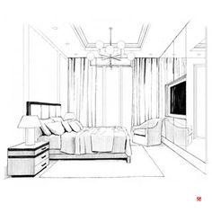 Living Room Sketch #archinterior #arch_grap #arquitecturainterior #interior  #architectureape #archsketch #arqsketch #interiorsketchu2026
