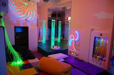 Snoezelen Rooms   THE PSYCHO-EMOTIONAL JOURNAL