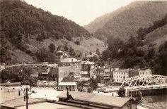 Buchanan County Old Grundy Virginia
