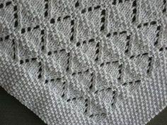 Ravelry: Annerosemary's Moving molehills – Knitting patterns, knitting designs, knitting for beginners. Baby Knitting Patterns, Lace Knitting, Knitting Designs, Knitting Stitches, Knitting Projects, Stitch Patterns, Knitted Baby Blankets, Crochet Baby, Ravelry