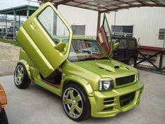 Jimny Best 4x4 Cars, Jimny 4x4, Samurai, Jimny Sierra, Jimny Suzuki, Off Road, Luxury Suv, Modified Cars, Small Cars