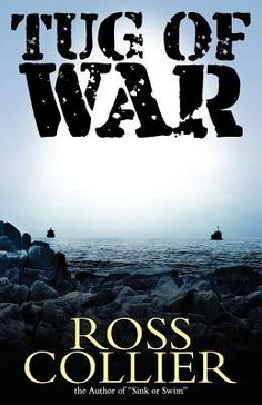 4 star review for Tug of War by Aussie author Ross Collier - a great historical fiction read set in WWII 1942