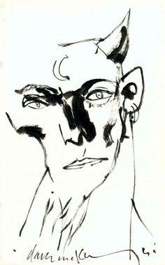 McKean Devil Sketch