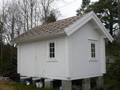 Skogtunhytta Shed, Outdoor Structures, Barns, Sheds