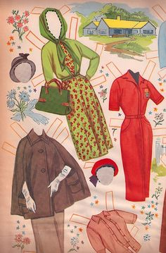 Vera Miles Clothing by Pennelainer, via Flickr