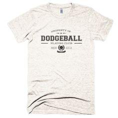 The PLAYRS Club Men's Dodgeball Track Shirt – Dark