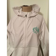 Infinity Anchor Monogrammed Lightweight Pullover Rain Jacket ($46 ...