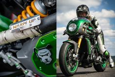 The Underdog - Essenza Kawasaki Vulcan S ~ Return of the Cafe Racers