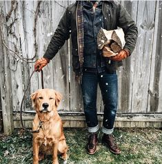 Barbour / Alden / Canine by Golden...AC
